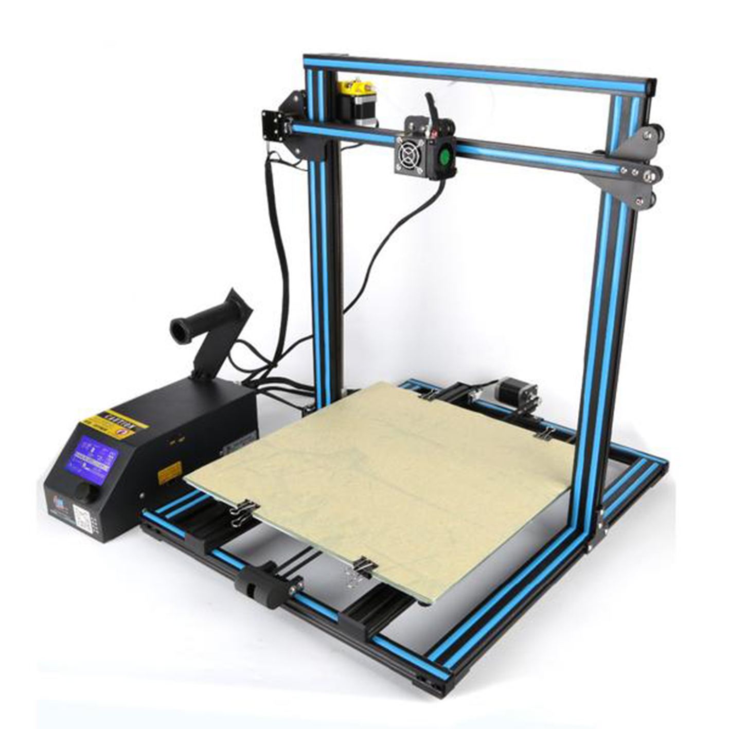 3d printer air filter - CReality3D CR10