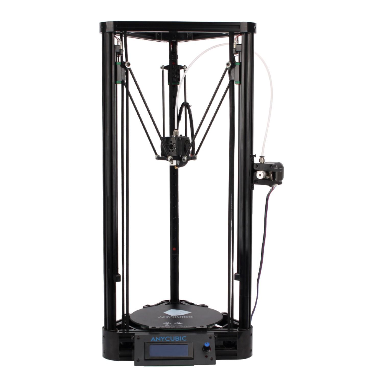 3d printer air filter - Delta Kossel