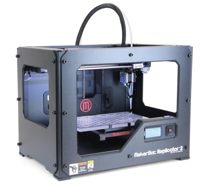 Zimple Zimpure Ziflex - MakerBot Replicator2