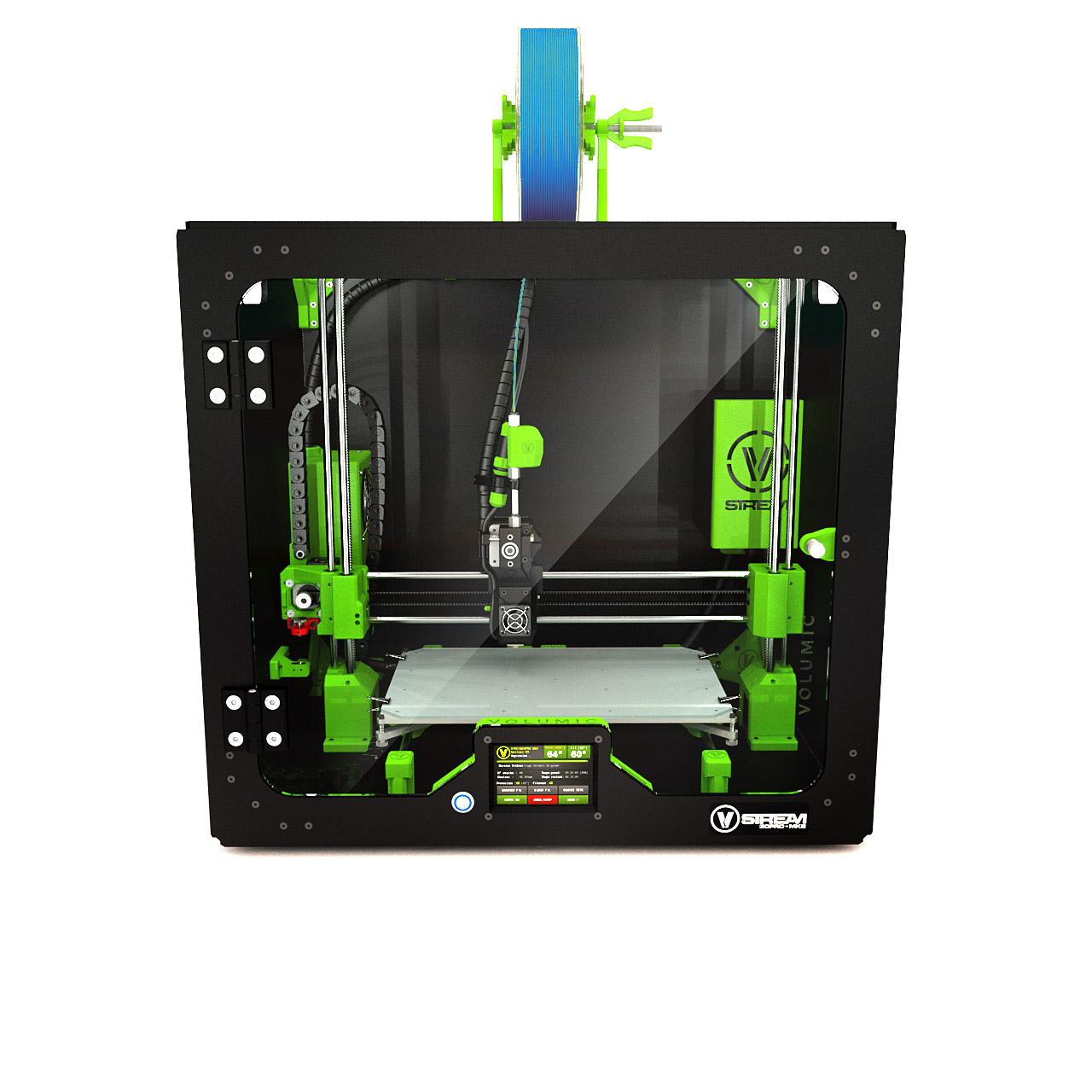 3d printer air filter - Volumic Volumic