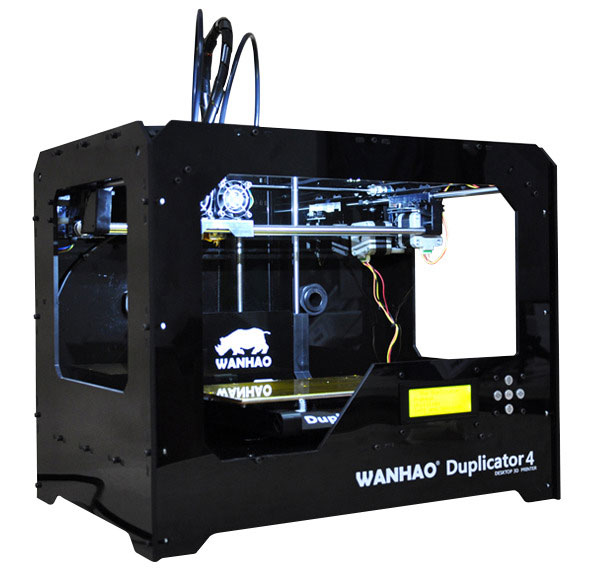 3d printer air filter - Wanhao duplicator4